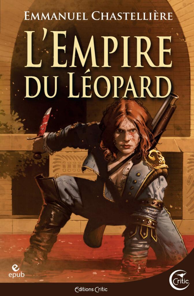 L'Empire du léopard, Emmanuel Chastellière, Critic
