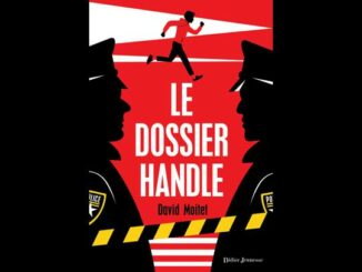 Le Dossier Handle, David Moitet, Didier jeunesse