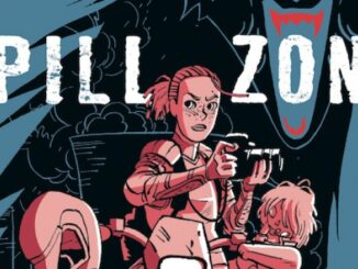 Spill zone, tome 1, Scott Westerfeld et Alex Puvilland, Rue de Sèvres