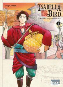 Isabella Bird, tome 3, Taiga Sassa