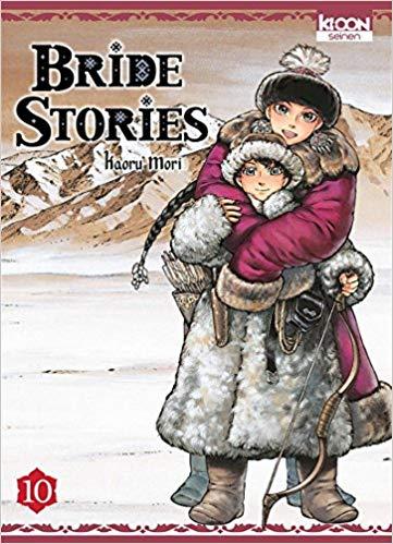Bride Stories, tome 10, Kaoru Mori