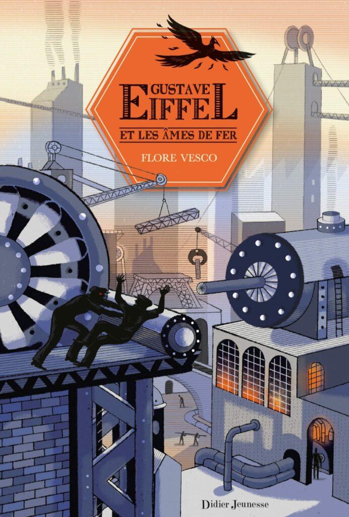 Gustave Eiffel et les âmes de fer, Flore Vesco