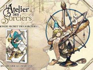 L'Atelier des Sorciers, tome 1, Kamome Shirahama