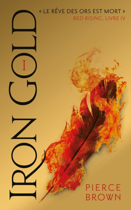 Iron Gold, Hachette, Pierce Brown