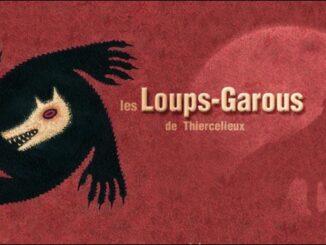 Les loups-garous de Thiercelieux : Lune rousse, Paul Beorn et Silène Edgar