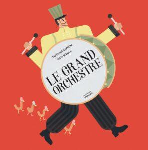Le Grand Orchestre, Caroline Laffon