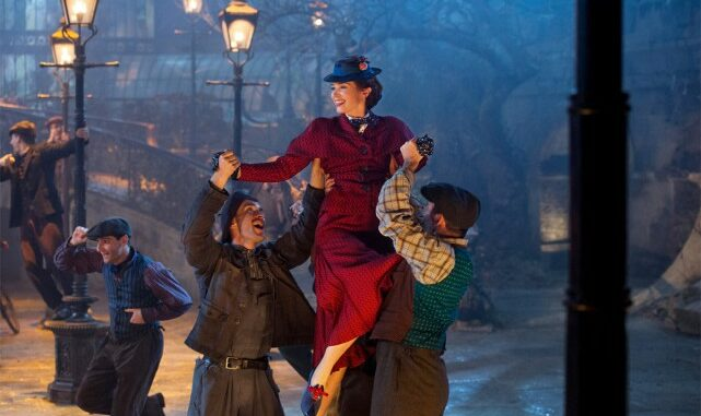 Le Retour de Mary Poppins, Rob Marshall