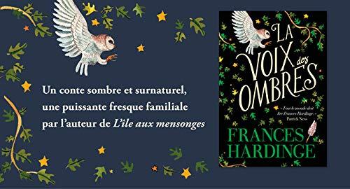 La Voix des ombres, Frances Hardinge