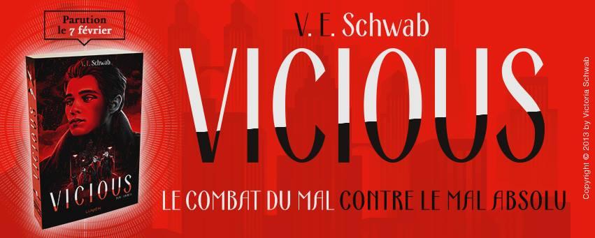 Vicious, V.E. Schwab