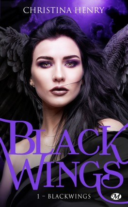 Black Wings, tome 1, Madeline Black