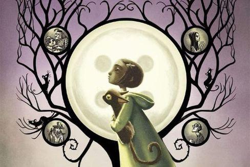 Coraline, Neil Gaiman. Albin Michel Jeunesse