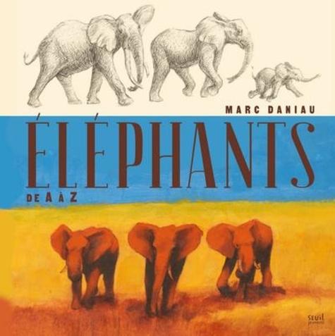 Éléphants, Marc Daniau