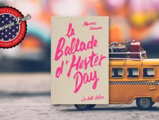 La Ballade d'Hester Day, Mercedes Helnwein, La belle colère