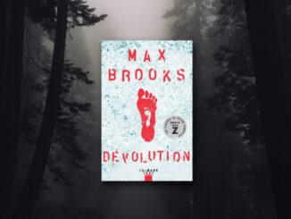 Dévolution, Max Brooks, Calmann-Lévy