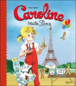 Caroline visite Paris
