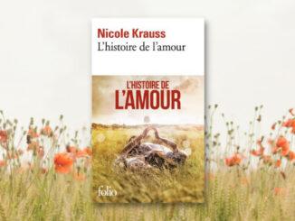 L'Histoire de l'amour, Nicole Krauss